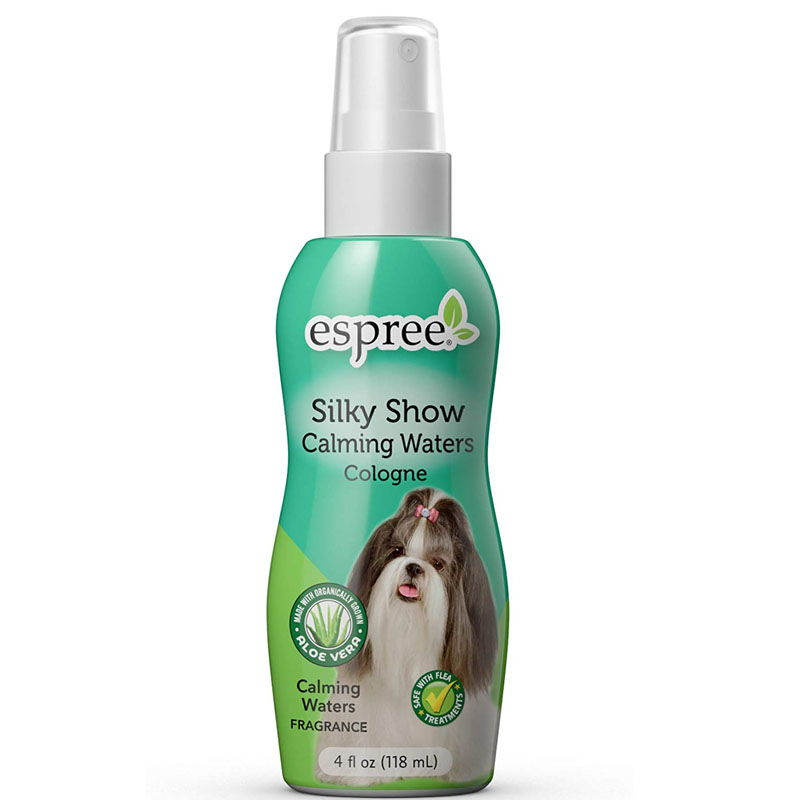 ESPREE (Эспри) Silky Show Calming Waters Cologne - Одеколон, придающий шелковистость для собак