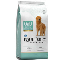 Equilibrio Veterinary (Эквилибрио Ветеринари) Dog Obesity & Diabetic - Сухой лечебный корм для собак, страдающих от ожирения и сахарного диабета
