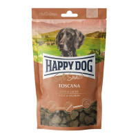 Happy Dog (Хеппи Дог) SoftSnack Toscana - Мягкие снеки с уткой и лососем для собак различних пород (100 г)